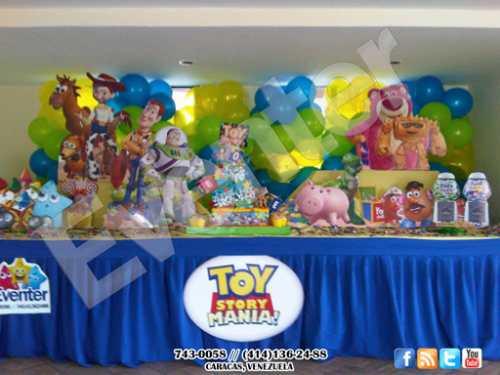 organización y decoración de fiestas infantiles, recreadoras