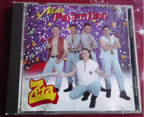 organizacion zeta mas pa rriba cd 1a ed 1997