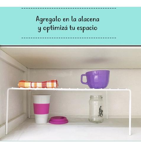 organizador alacena cocina