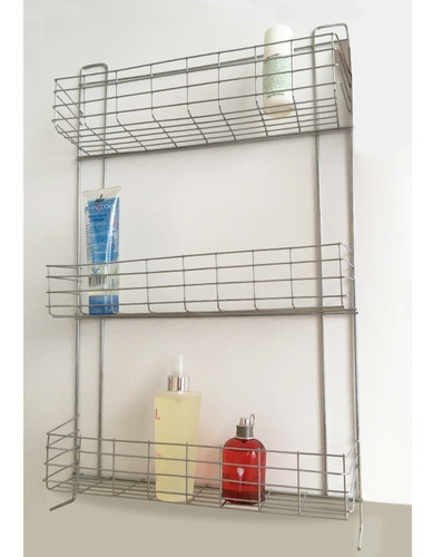 organizador baño ducha