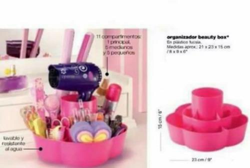 organizador beautybox de cyzon nuevas y selladas
