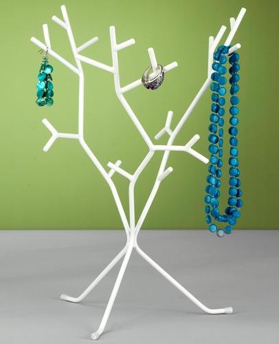 organizador bijou blanco marca umbra - modelo twigsy
