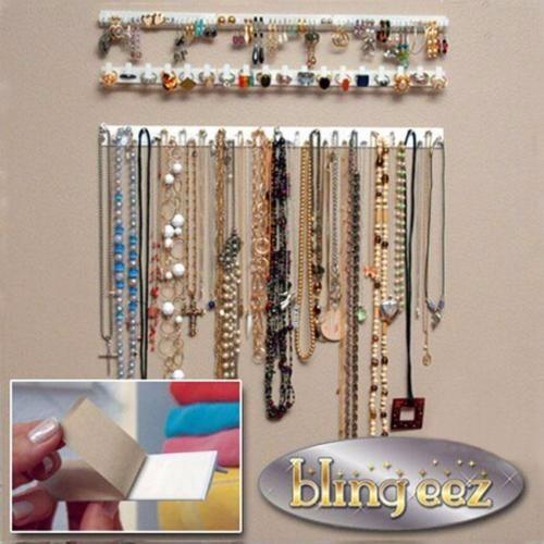 organizador brincos colar,anel,pulseira expositor bijuteria