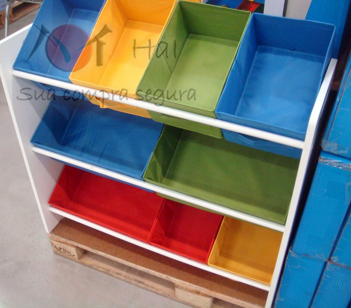 Artesanato Ouro Preto Minas Gerais ~ Organizador Caixa Bancada Gavetas Armario Infantil Brinquedo R$ 328,00 em Mercado Livre
