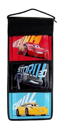 organizador caixa vertical brinquedo infantil mcqueen carros
