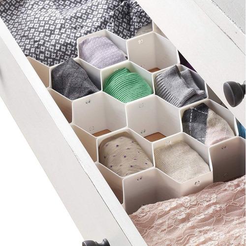 organizador cajon pana recamara calcetines interior whitmor1
