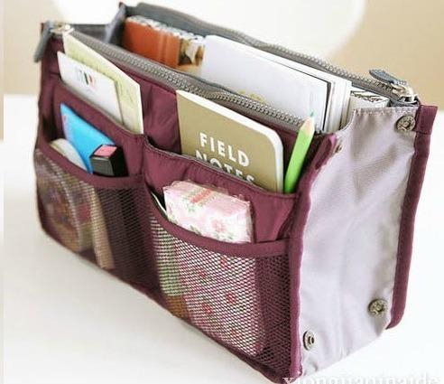 organizador carteras bolsos cartera