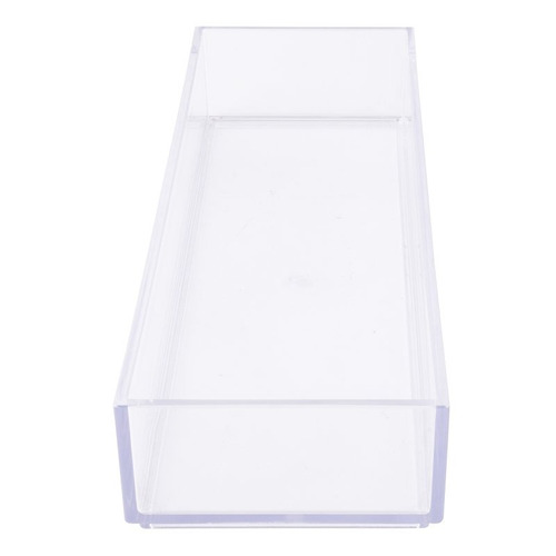 organizador clarity 10.2x30.5x5.1cm