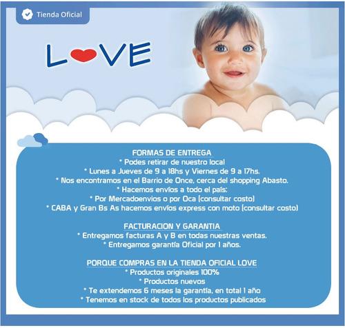organizador cochecito paraguitas bebe love 8885 tienda love