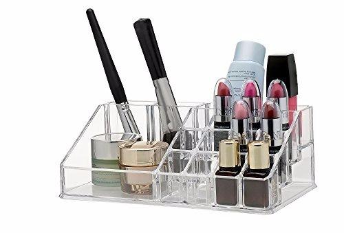 organizador cosméticos labial esmalte soporte maquillaje