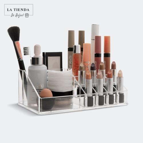 organizador cosmeticos maquillaje make up colombraro nro 3