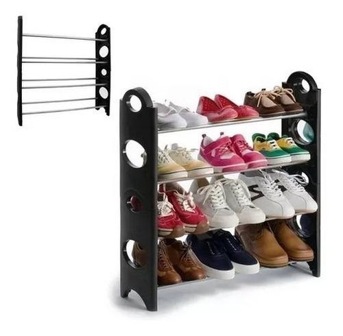 organizador de 24 zapatos mueble closet 35232 gocy