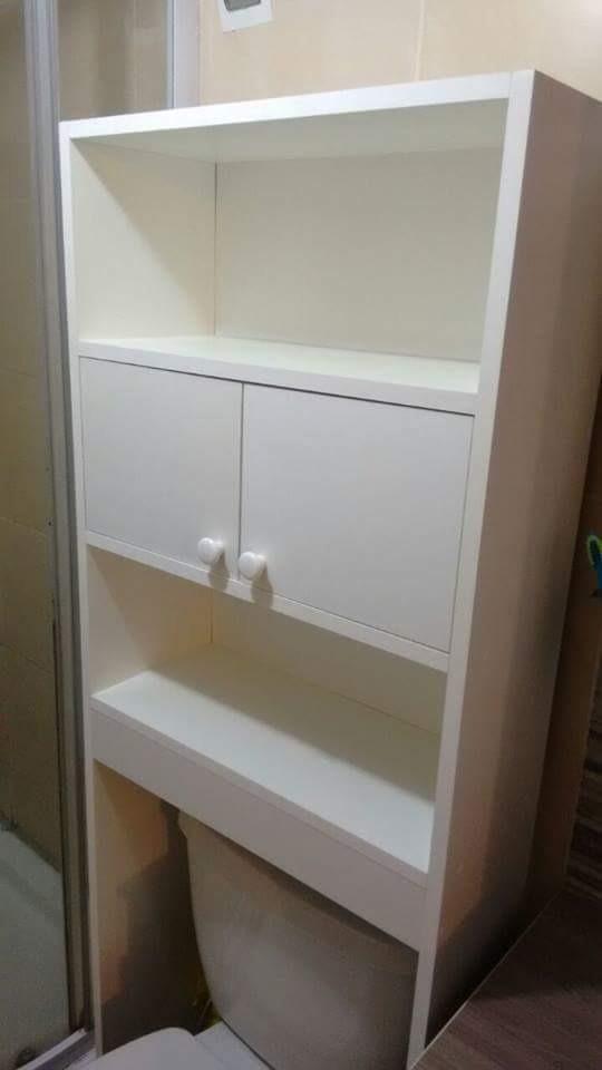 Organizador de ba o muebles de melamina ofertas s - Ofertas muebles de bano ...