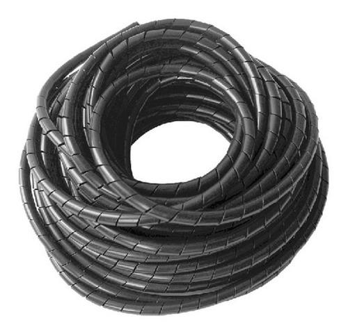 organizador de cables espiral 8mm x 1 metro
