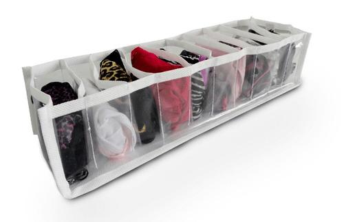 organizador de calcinhas cuecas meias roupas de bebê gavetas