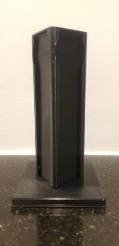 organizador de cápsulas nespresso  vertical giratório