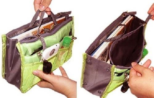 organizador de carteras bolsos original o cartera deportiva