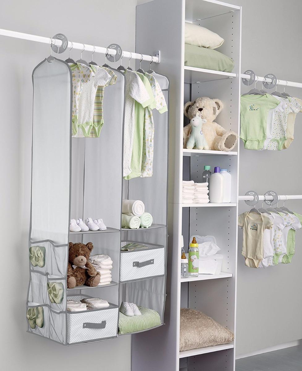 casero bebe organizador lino la viaje interior armario homecenter de tela para cajones armable vivero closet ropa portatil