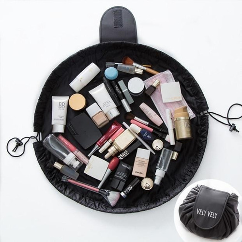 organizador de cosméticos negro - unidad a $45000