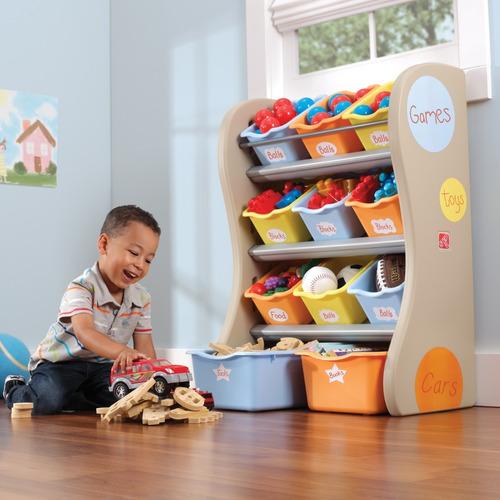 organizador de juguetes, para dormitorio, niños