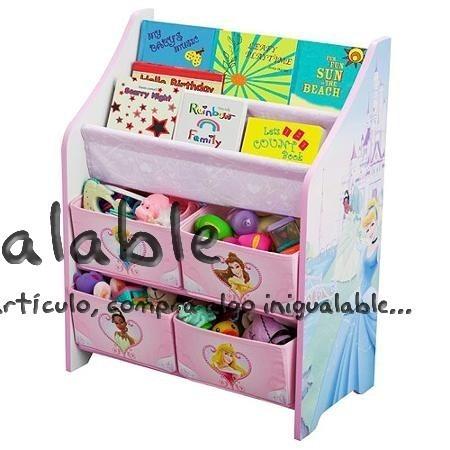 Organizador de juguetes para ni as de princesas 1 450 - Organizador de juguetes ...