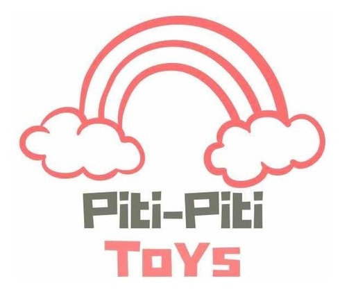 organizador de juguetes pitipiti caballo