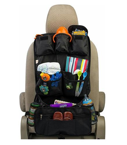 organizador de lona para carro para cosas del bebé