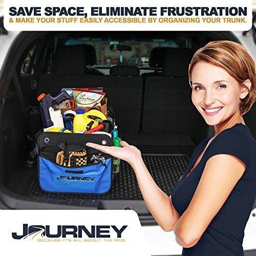 organizador de maletero premium organizador de coche durader