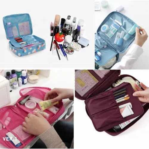 organizador de maquillaje maleta embalaje
