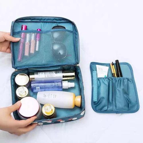 organizador de maquillaje para viaje