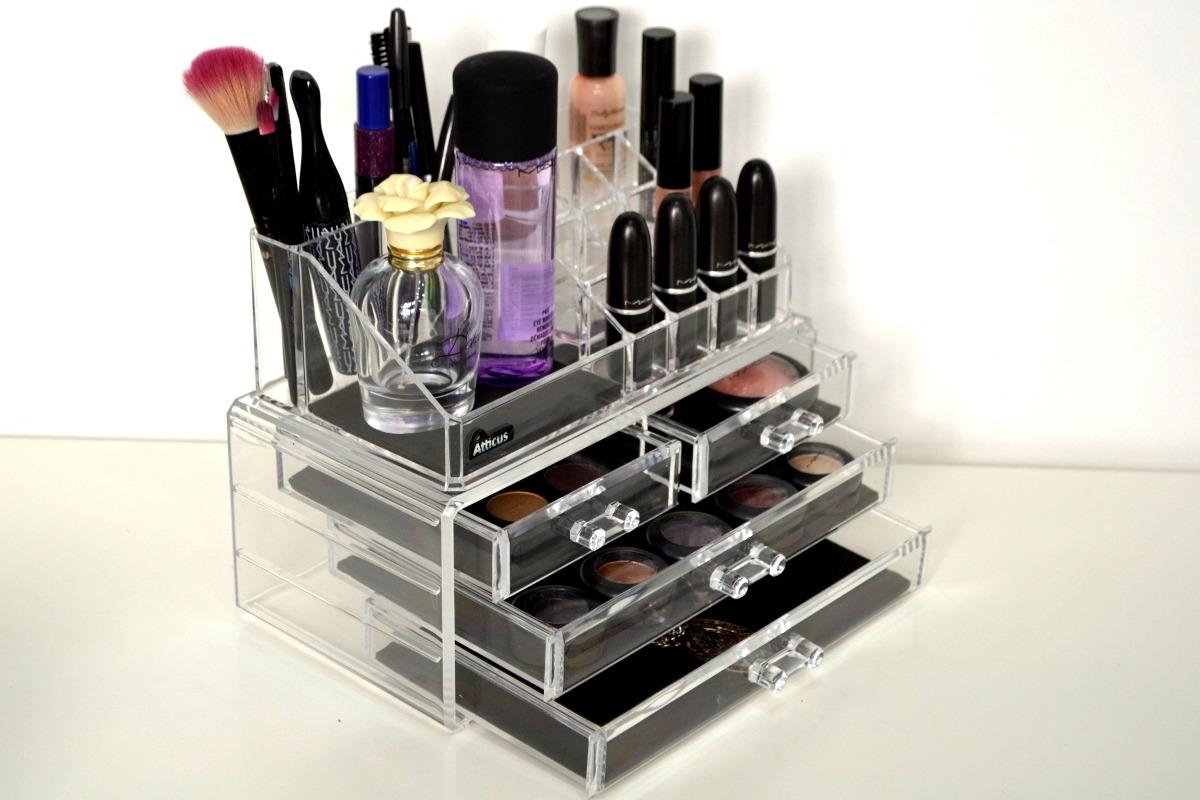 be8ef8cc5 Organizador De Maquillaje/accesorios/cosméticos/brochas - $ 1.275,00 ...