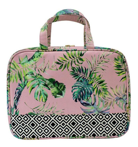 organizador de maqullaje maletin tropical geo a011553gumx
