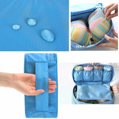 organizador de ropa interior lenceria  - ideal viajes