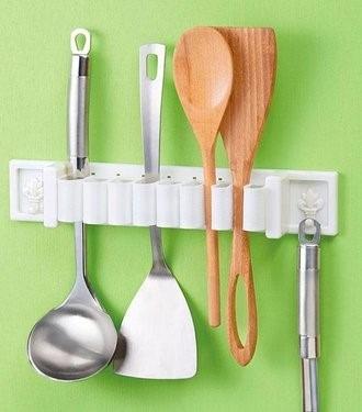 organizador de utensilios betterware cocina colgadores