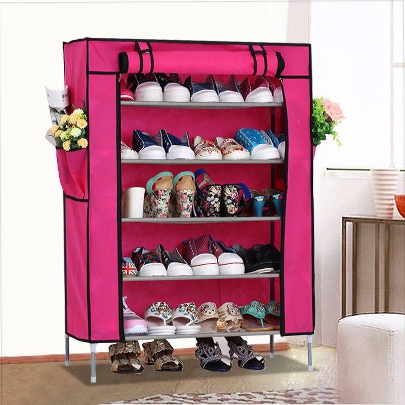 Organizador de zapatos 5 7 y 9 niveles zapatera calzado s 50 00 en mercado libre - Organizador de zapatos ...