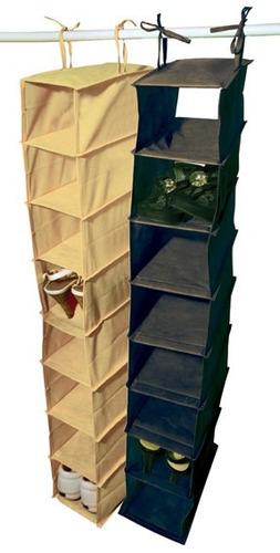 organizador de zapatos - 8 estantes