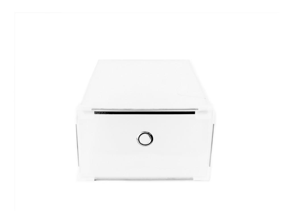 42e638de Organizador De Zapatos Blanco (envio Gratis) - $ 25.000 en Mercado Libre