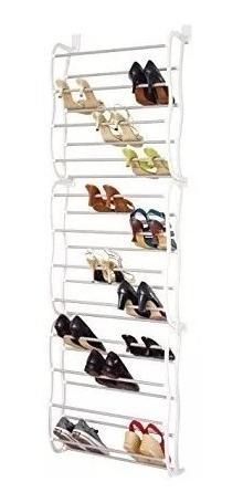 organizador de zapatos para puerta 36 pares ! envió gratis !