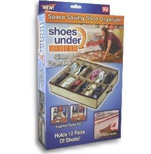 organizador de zapatos shoes under 12 pares