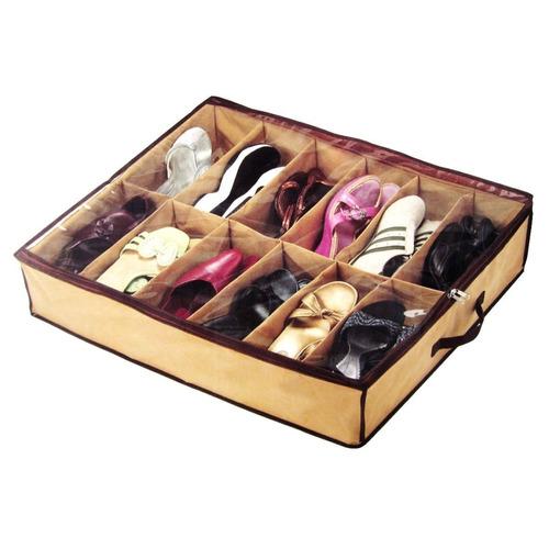 organizador de zapatos shoes under 12 pares/ chinatek
