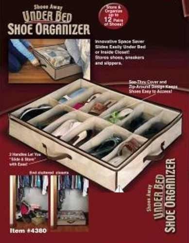 organizador de zapatos super precio de 12 pares