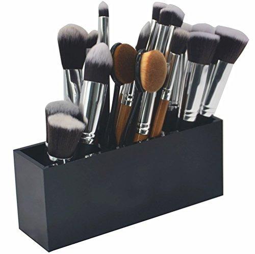 organizador del organizador cepillo de maquillaje