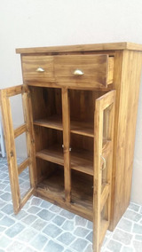 Organizador Despensero Cocina Mueble Rustico Estilo Campo