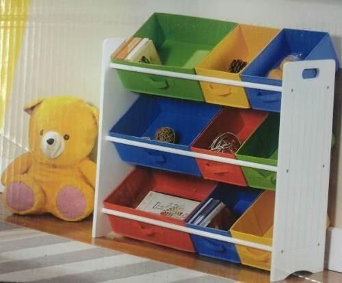 organizador estante armario infantil brinquedo