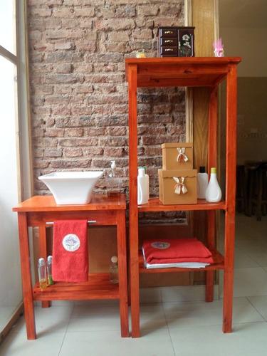 organizador / estanteria para baño y cocina