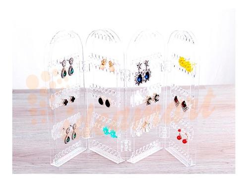 organizador expositor de brincos colares jóias e bijuterias