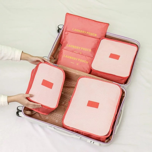 organizador maleta viaje
