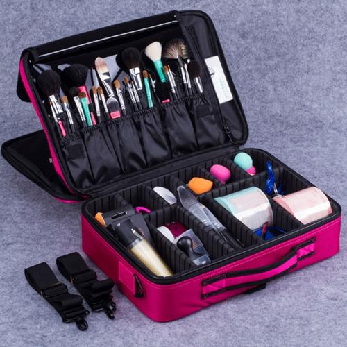 organizador maquillaje vacío profesional mujeres cosmético