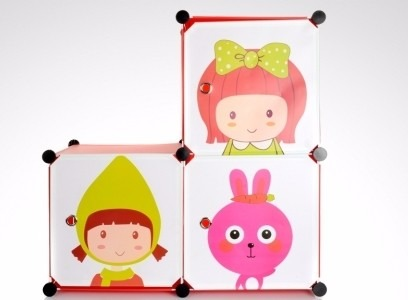 Organizador modular ni a tipo mueble para juguetes en mercado libre - Mueble organizador de juguetes ...
