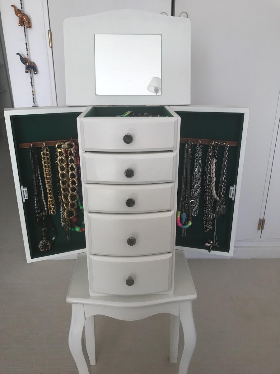 Organizador Mueble Porta Bijou Accesorios Estilo Frances 4 000  # Muebles Para Bijou